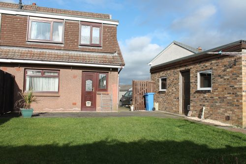 160 Pitcorthie Drive, Dunfermline, Fife, KY11 8BS
