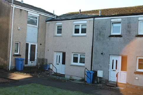 Moncur Street, Townhill, Dunfermline, Fife